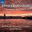 Rimsky-Korsakov, Nikolay: Sinfonien 1+3