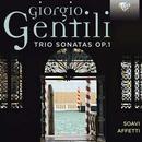 Details zu Gentili, Giorgio: Triosonaten