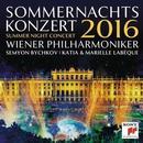 Sommernachtskonzert 2016: Werke von Bizet, Berlioz, Poulenc, u.a.