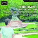 Details zu Klaviertranskriptionen: Werke von Bach, Franck, Gluck, u.a.