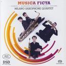 Milano Saxophone Quartet: Werke von Verdi, Scarlatti u.a.