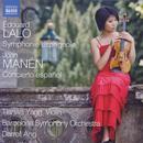 Details zu Lalo, Eduard und Manen, Joan: Violinkonzerte