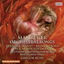 Orchesterlieder: Werke von Reger, Grieg, Brahms, u.a.