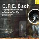 Bach, Carl Philipp Emanuel: 4 Sinfonien & 6 Sonaten