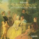 Mozart, Wolfgang Amadeus: Piano Quartet in G minor K 478