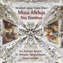 Biber, Heinrich Ignaz Franz  : Missa Alleluja