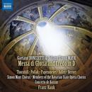 Donizetti, Gaetano und Mayr, Johann Simon: Messa di Gloria/Credo