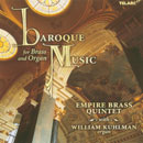 Baroque Music: for Brass and Organ