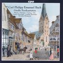 Bach, Carl Philipp Emanuel: Große Festkantaten