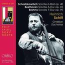 Heinrich Schiff - Schostakowitsch / Beethoven / Brahms