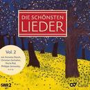 Die schönsten Lieder Vol. 2: Höhepunkte aus dem LIEDERPROJEKT neben hinreißenden neuen Produktionen