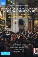 Biber & Monteverdi: Geistliche Werke