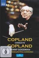 Copland conducts Copland: Orchesterwerke und Klarinettenkonzert
