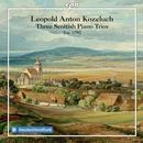 Kozeluch, Leopold: Drei schottische Klaviertrios: Trio 1790: Annette Wehnert, Imola Gambas, Harald Hoeren