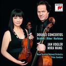 Brahms, Johannes / Rihm, Wolfgang: Doppelkonzerte: Mira Wang, Jan Vogler, Royal Scottish National Orchestra, Peter Oundjian