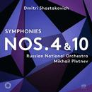 Symphonien Nr.4 & 10