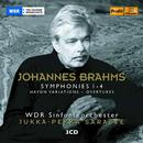 Details zu Brahms, Johannes: Complete Symphonies: WDR Sinfonieorchester, Jukka Pekka Saraste