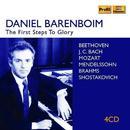 Details zu The First Step Of Glory: Daniel Barenboim