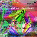 Detailinformationen und Hörproben zu Stockhausen, Karlheinz: Klavierstücke I-XI: Sabine Liebner, Klavier
