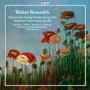 Sinfonia concertante op.68 für Violine, Viola, 2 Hörner, Streichorchester