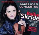 Detailinformationen und Hörproben zu Bernstein/Korngold/Rozsa: American Concertos: Baiba Skride, Gothenburg Symphony, Tampere Philharmonic, Santtu-Matias Rouvali