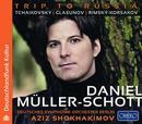 Details zu Trip to Russia: Daniel Müller-Schott, Deutsches Symphonie-Orchester Berlin, Aziz Shokhakimov