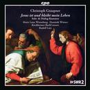 Graupner, Christoph: Solo- & Dialog-Kantaten: Marie Luise Werneburg, Dominik Wörner, Kirchheimer BachConsort, Rudolf Lutz