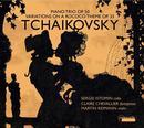 Tchaikovsky, Pyotr Ilyich: Variations on r Rococo theme, Piano Trio: Sergei Istomin, Claire Chevallier, Martin Reimann