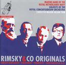 Details zu Rimsky & Co Originals: Werke von Rimsky-Korsakov, Igor Strawinsky, Prokofiev, Schostakowitsch