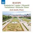 Haydn, Joseph: Fantasia in C major, Menuetti: Jeno Jando, Klavier