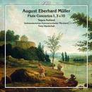 Flötenkonzerte Nr.1 G-Dur op.6; Nr.3 D-Dur op.10; Nr.10 G-Dur op.30