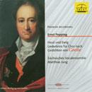 Heut und Ewig - Liederkreis nach Goethe-Gedichten