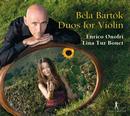 Details zu Bartók, Béla: Duos for Violin: Enrico Onofri, Lina Tur Bonet
