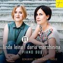 Details zu Piano Duo: Werke von Schubert, Stravinsky, Vasks: Linda Leine, Daria Marshinina