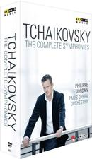 Tchaikovsky: The Complete Symphonies: Paris Opera Orchestra, Philippe Jordan