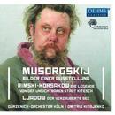 Musorgskij, Modest: Bilder einer Ausstellung: Gürzenich-Orchester Köln, Dmitrij Kitajenko