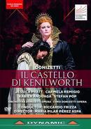 Details zu Donizetti, Gaetano: Il Castello di Kenilworth: Orchestra Donizetti Opera, Riccardo Frizza