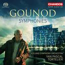 Gounod, Charles: Symphonies: Iceland Symphony Orchestra, Yan Pascal Tortelier