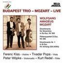 Details zu Mozart, Wolfgang Amadeus: Divertimenti, Flötenquartett: Kurt Redel, Budapest Trio