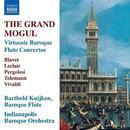 The Grand Mogul - Virtuosic Baroque Flute Concertos: Barthold Kuijken, Indianapolis Baroque Orchestra
