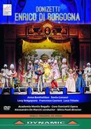 Donizetti, Gaetano: Enrico di Borgogna: Academia Montis Regalis, Coro Donizetti Opera, Alessandro de Marchi