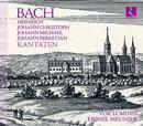 Detailinformationen und Hörproben zu Bach Kantaten: Vox Luminis, Lionel Meunier
