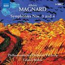 Details zu Albéric Magnard: Symphonies No. 3 & 4: Philharmonisches Orchester Freiburg, Fabrice Bollon