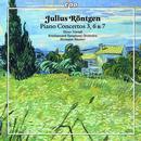 Röntgen, Julius: Piano Concerti: Oliver Triendl, Kristiansand Symphony Orchestra, Hermann Bäumer