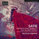 Details zu Erik Satie: Complete Piano Works Vol.4: Nicolas Horvath, Klavier