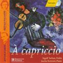 Details zu Achron, Joseph: À capriccio