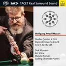 Details zu Mozart, Wolfgang Amadeus: Werke für Klarinette: Dirk Altmann, Kei Shirai, Masato Suzuki, Ludwig Chamber Players