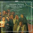 Mieczyslaw Weinberg: Voices in the wilderness: Raphael Wallfisch, Kristiansand Symphony Orchestra, Lukasz Borowicz