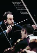 Details zu Dmitri Shostakovich: Violin Concertos No. 1: Baiba Skride, Gewandhausorchester Leipzig, Andris Nelsons