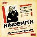 Details zu Paul Hindemith: Kammermusik: Kronberg Academy Soloists, Christopher Park, Bruno Philippe